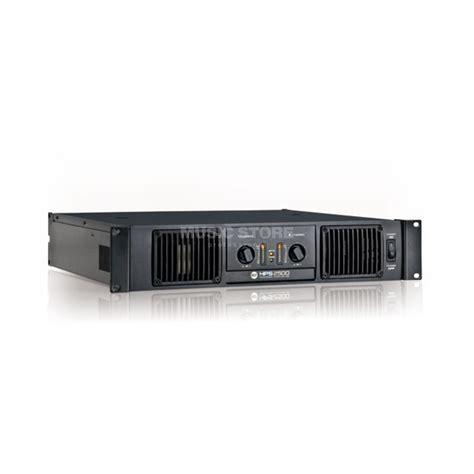 Hps Lade by Rcf Hps 2500 2 X 1100 Watt 4 Ohm