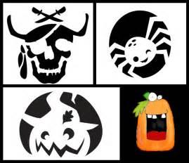 Disney Halloween Pumpkin Carving Stencils