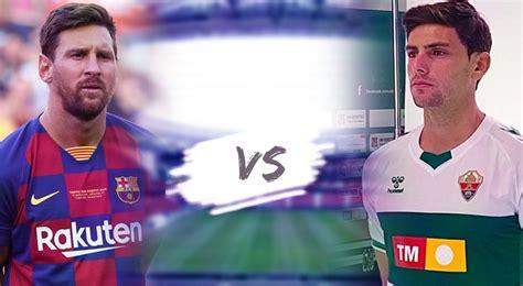 FC Barcelona vs Huesca EN VIVO ESPN 2: minuto a minuto del ...