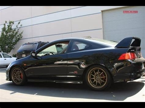 rsx type  ka jdm  big red  motor youtube
