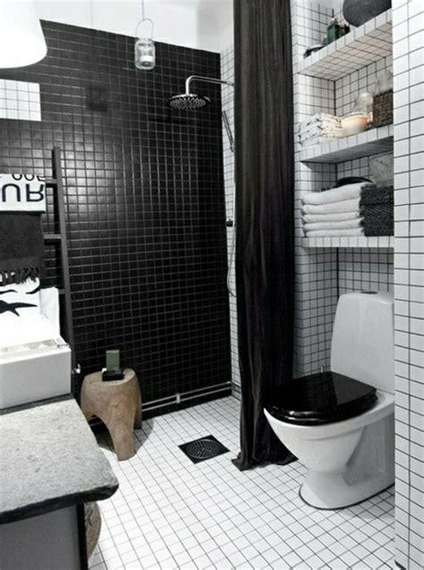 plan salle de bain 4m2 8 amenagement salle de bain 2m2 carrelage blanc noir