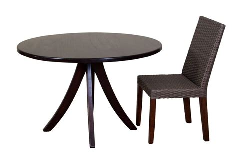 table with madrid chair bronze logix