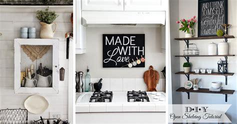 enchanting kitchen wall decor ideas   oozing