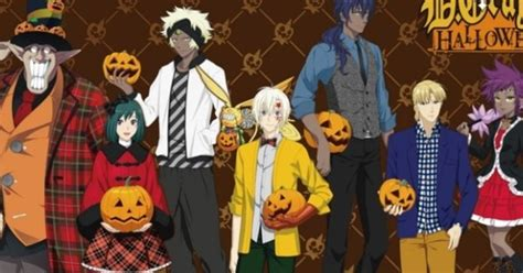 foto de D Gray man Celebrates Halloween with Themed Cafe