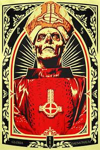 Sketch for future painting of Papa Emeritus by epyon5 on ...