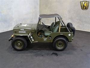 1962 Jeep Willys Cj3b  For Sale