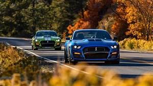 2021 Shelby GT500 Gets Carbon Fiber Handling Package, New Colors | Autodaynews.com