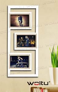 Bilderrahmen Holz Weiß : rahmen bilderrahmen fotorahmen holz 3 fotos collage fotogalerie 10x15 wei 9354 ebay ~ Frokenaadalensverden.com Haus und Dekorationen
