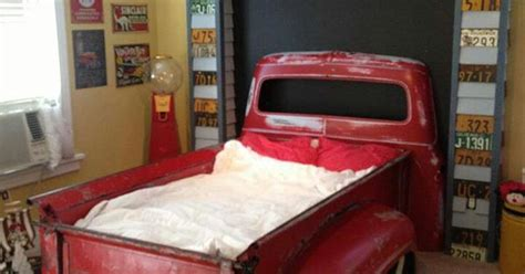 kids truck bed upcycle  pinterest chevy awesome