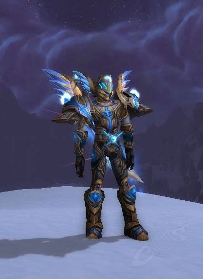 Greathelm of the Holy Warrior - Item - World of Warcraft