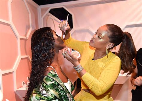 Rihanna Makeup Line Fenty Beauty At Sephora Grows Her