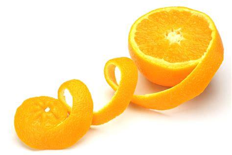 orange peel   unknown benefits