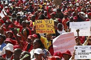 Confederation of South African Trade Unions criticizes ANC ...