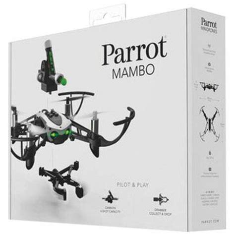 parrot mambo quadcopter mini drone  camera walmartca