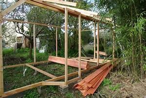 Construire Sa Cabane : construire une cabane survie pinterest ~ Melissatoandfro.com Idées de Décoration