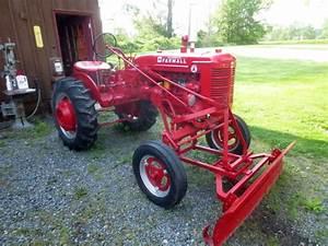 1948 Farmall Super A Tractor Used For Sale
