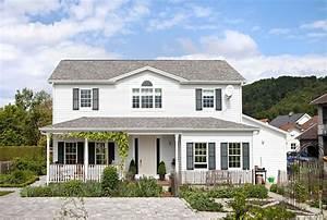 Amerikanische Häuser Bauen : bostonhaus amerikanische h user galerie ~ Michelbontemps.com Haus und Dekorationen