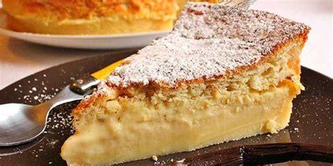 recette de cuisine simple et pas cher gâteau magique à la vanille facile et pas cher recette