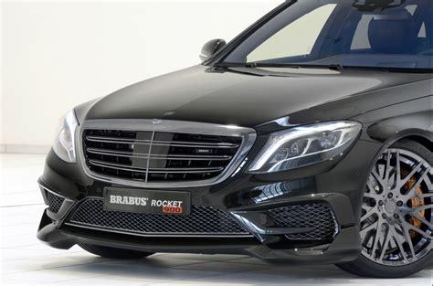 Inamg gt, brabus, mercedes benz. BRABUS - Mercedes Benz Rocket 900