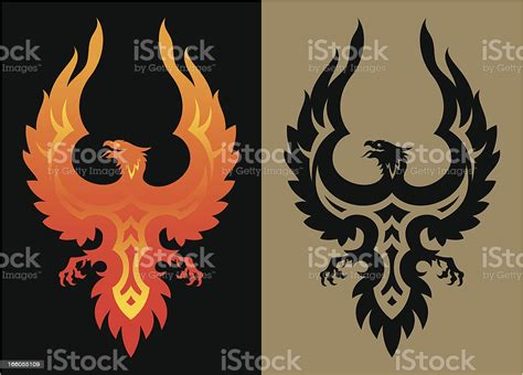 We hope you enjoy our growing collection of hd images to use as a background or home screen for your. Stylized Phoenix Bird Stock Illustration - Download Image ...