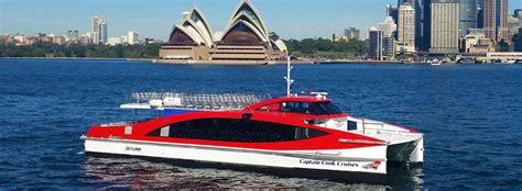 Fast Wine Boat Ride by Manly Ferries To Barangaroo Watsons Bay And Taronga Zoo