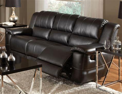 Motion Bonded Leather Sofa Set Co610