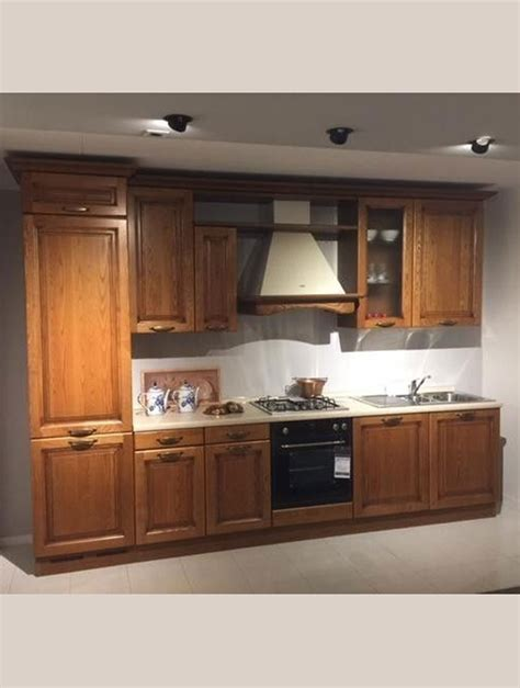 warehouse kitchen design cucina classica diana in offerta outlet a 2 990 00 3348