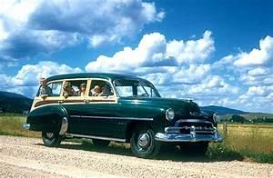 1951 Chevrolet Station Wagon