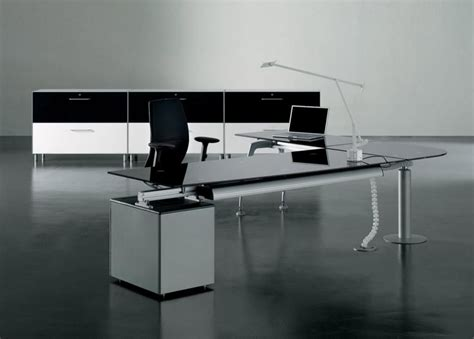 metal and glass office desk enchanting l shape wooden office desks with drawers in