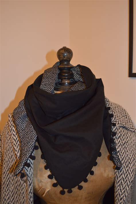patron pour tablier de cuisine gratuit foulard triangle pop couture