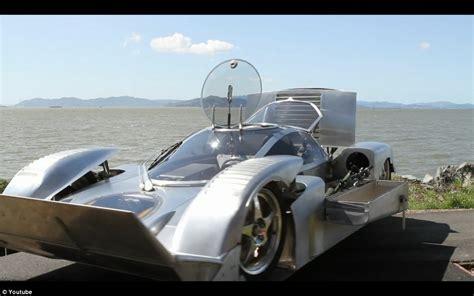 lion car sea lion amphibious sports car can hit 125mph on land and