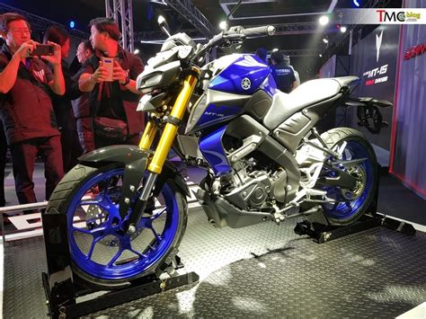Yamaha R15 2019 Picture by 2019 Yamaha Mt 15 The Desirable Streetfighter Is