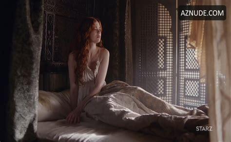 Charlotte Hope Breasts Scene In The Spanish Princess Aznude