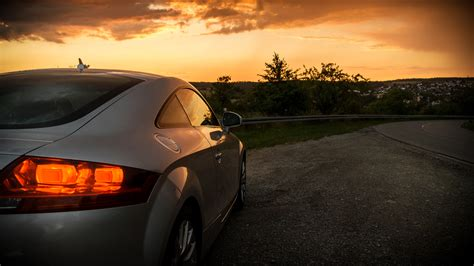 Audi Tt Sunset 3 By Hegge12 On Deviantart