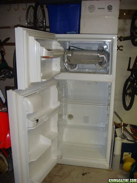 fridge grow box refrigeration repair
