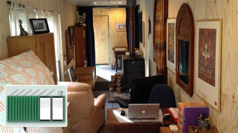 Shipping Container house -- Two years living in shipping ...