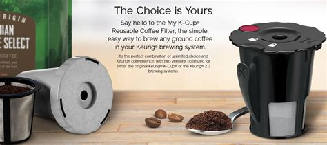We are a participant in the amazon services. Keurig My K-Cup Reusable Coffee Filter: Amazon.ca: Home & Kitchen