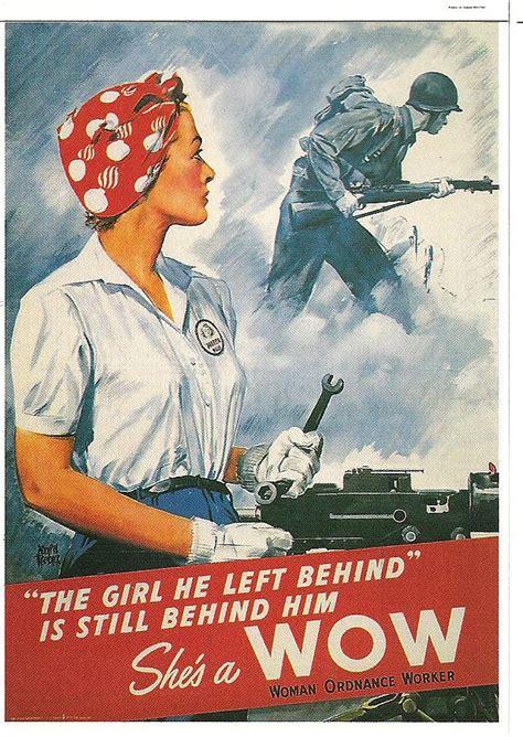 Otrā pasaules kara propagandas plakāti - Spoki - bildes 2
