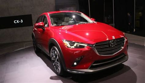 Mazda Cx 3 2020 Model by 2020 Mazda Cx 3 Engine Will Get An Additional Boost 2020