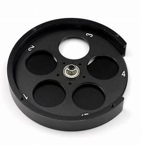 Zwo 5 Position 1 25 U0026quot  Manual Filter Wheel