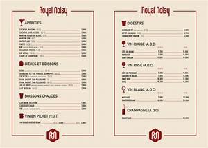 Modele De Menu A Imprimer Gratuit : id e modele menu restaurant gratuit ~ Melissatoandfro.com Idées de Décoration