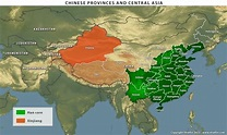 China's Ambitions in Xinjiang and Central Asia: Part 1 ...