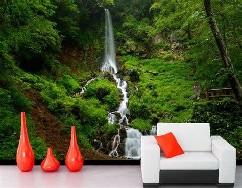 landscape wallpaperwaterfalls grass nature wallpapers