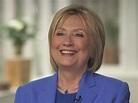 Hillary Clinton seems unharmed after minor car crash - CBS ...