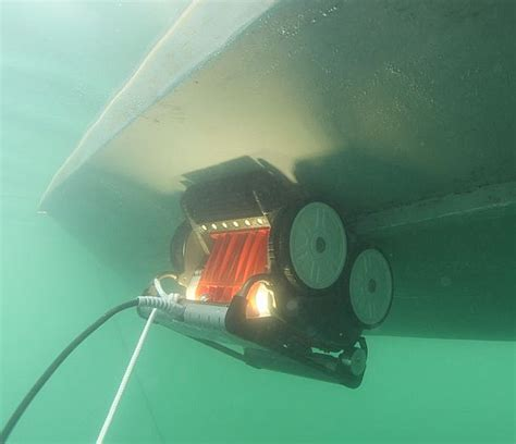 How To Clean Boat Hull by 5 Innovative Robotic Technologies For The Maritime Industry