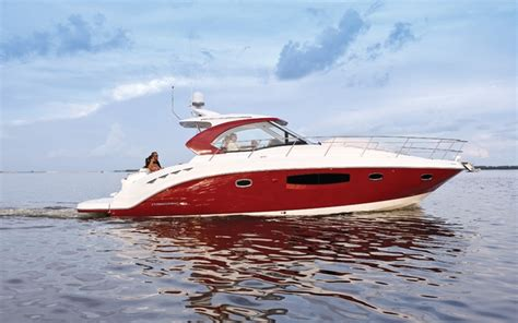 Yacht Love By Chance by 2011 Chaparral 420 Premiere Tests News Photos Videos