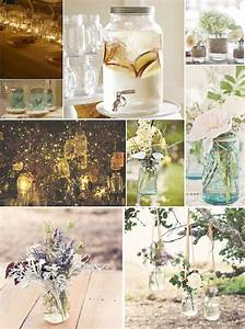 lynns wedding ideas mason jar centerpieces With ideas for decorating mason jars for wedding