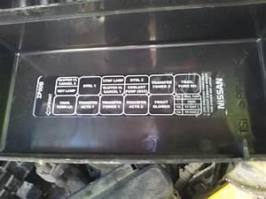 2008 Nissan Altima 35 Se Fuse Box Diagram