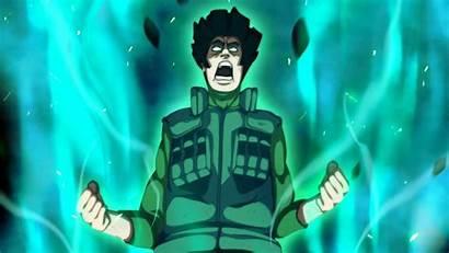 Guy Might Naruto Wallpapers Gate Mighty Manga