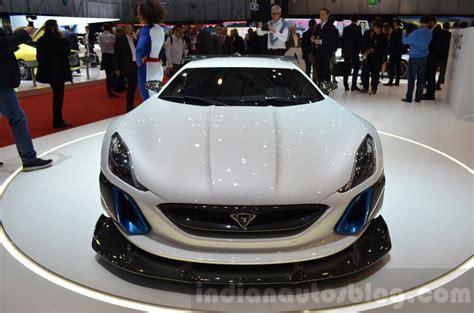 Rimac Concepts Front Indian Autos Blog